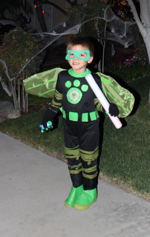 Wild Kratts - Chris Draco Lizard Creature Power Suit Costume (kids ...