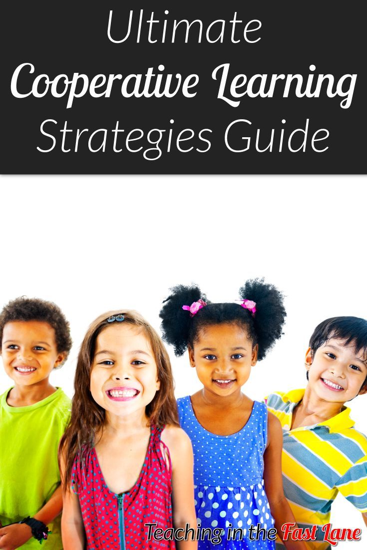 cooperative learning strategies in the classroom pdf