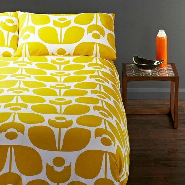 Honey Flower Duvet Cover Set ==