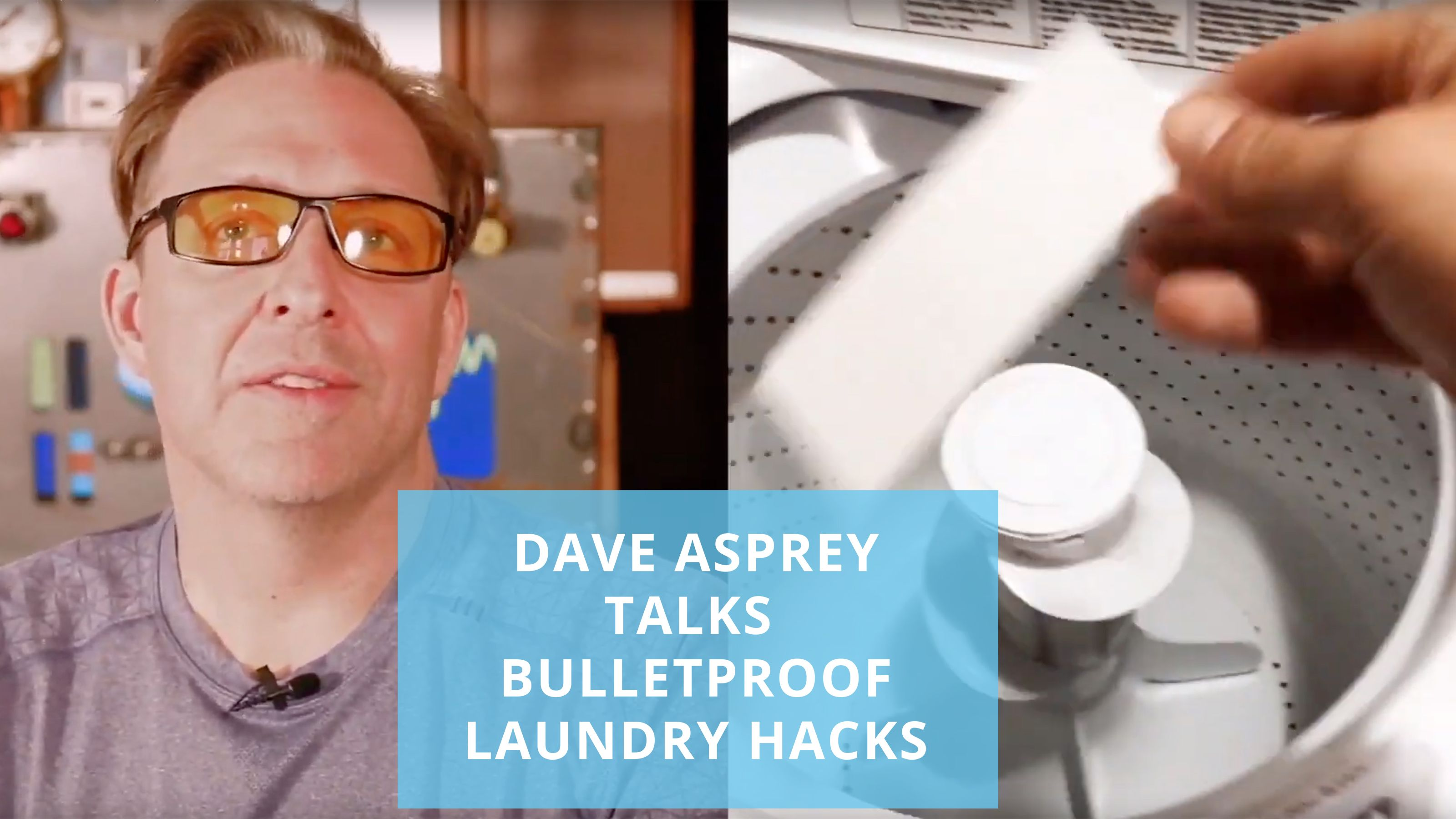 In This Video Dave Asprey Four Time Best Selling Author And