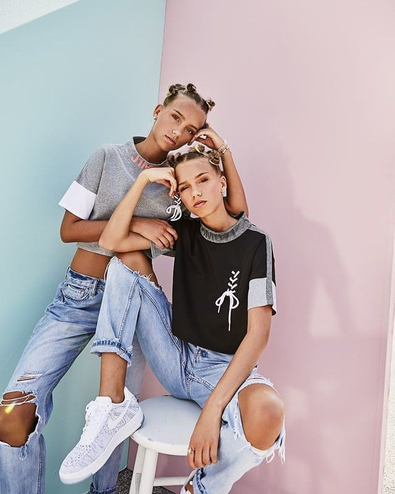 Lisa and Lena J1mo71 shoot | Lisa and Lena | Pinterest