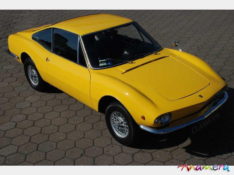 1967 7 Moretti 850 Sportiva Fiat Cars Classic Cars Cool Cars
