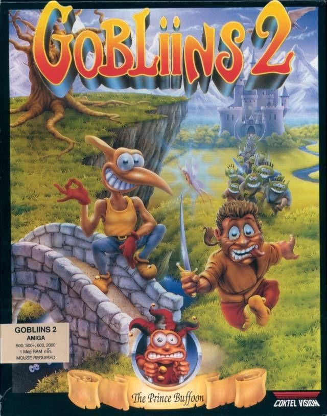 Gobliins 2 - The Prince Buffoon ROM < Amiga ROMs