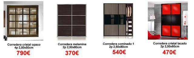 karpinteria puertas armarios y tarimas ofertas en frentes de armarios de diseo