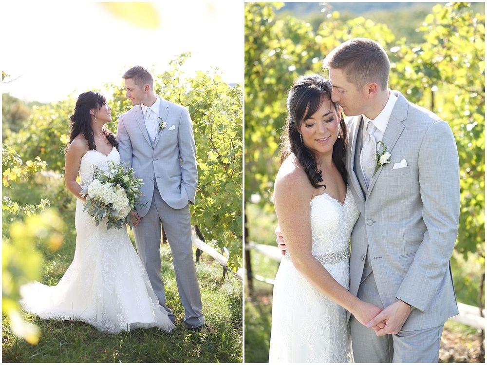 A Vineyard Wedding At Moss Vineyards Charlottesville Va