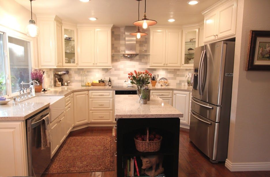 L Shaped Galley Kitchen Design Galley Kitchen Design Kitchen Remodel Kitchen Design
