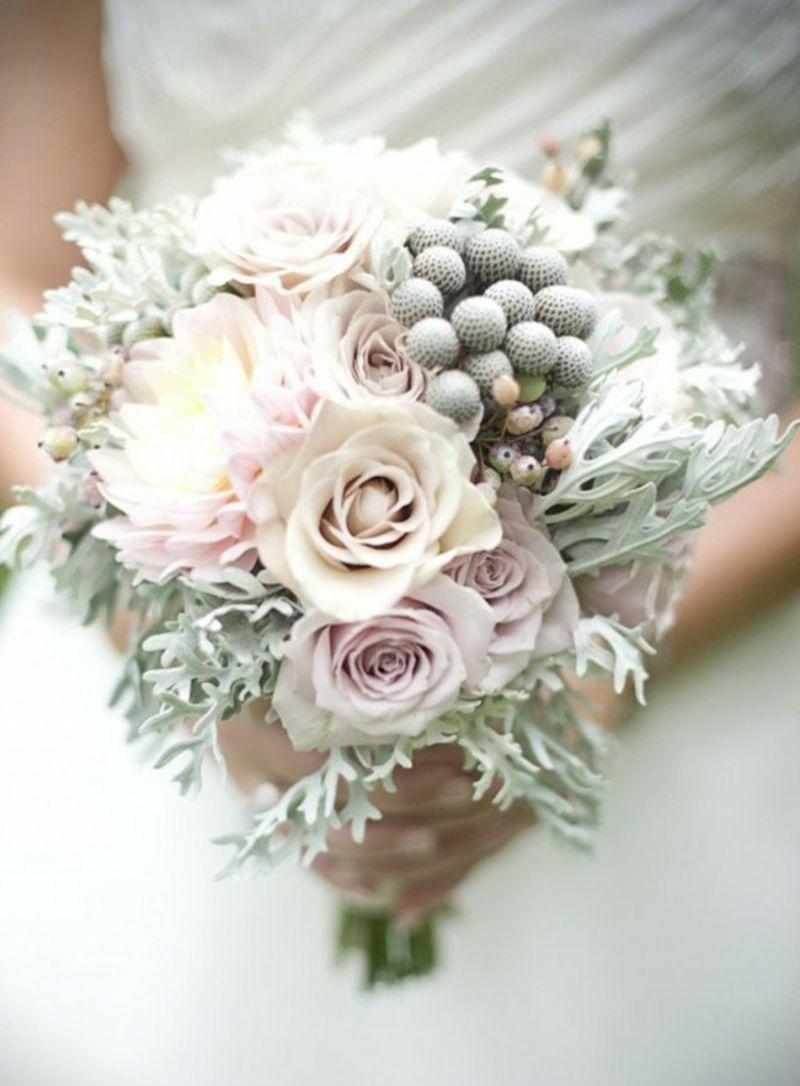 Stilvoller Hochzeitsstrauss Hochzeit Wedding