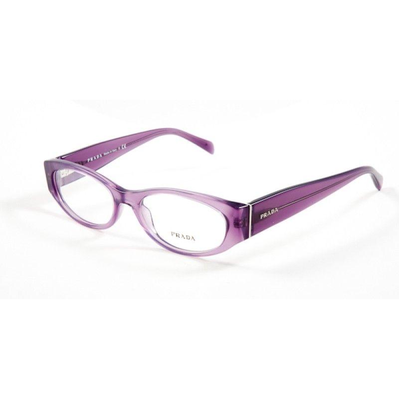 b0a4c160c7ae ... ebay very nice purple frame prada glasses this model is pr 03pv mav1o1.  add a