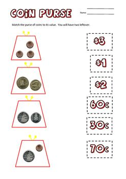 Maths Nz Money Coins Worksheets Money Math Math Money Math Worksheets