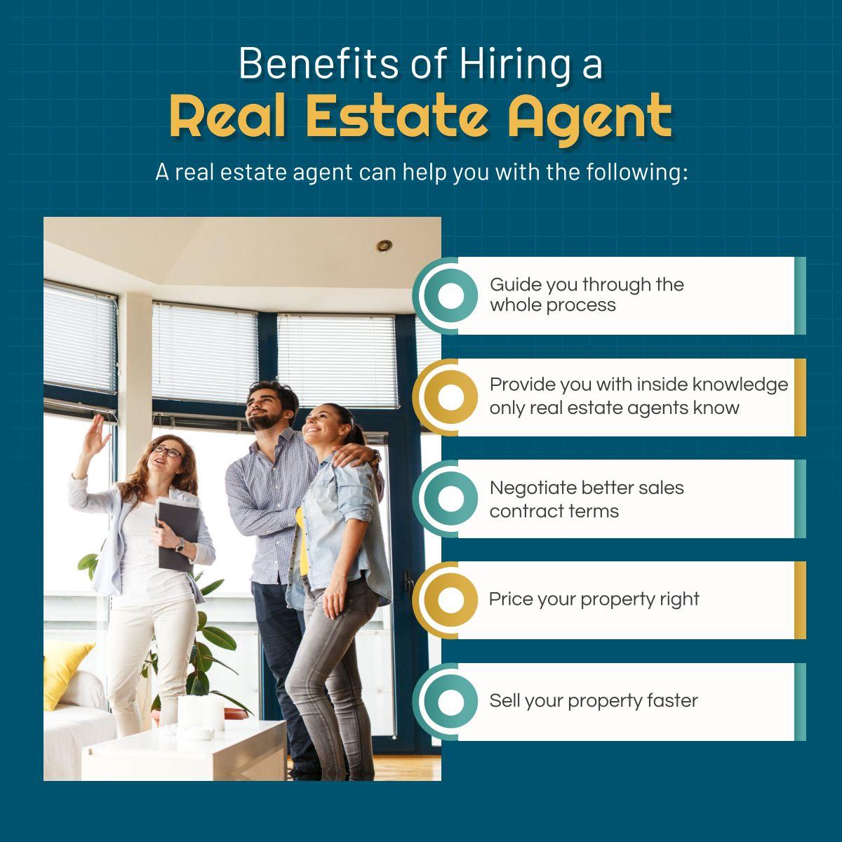 Benefits Of Hiring A Real Estate Agent Vistariverproperties