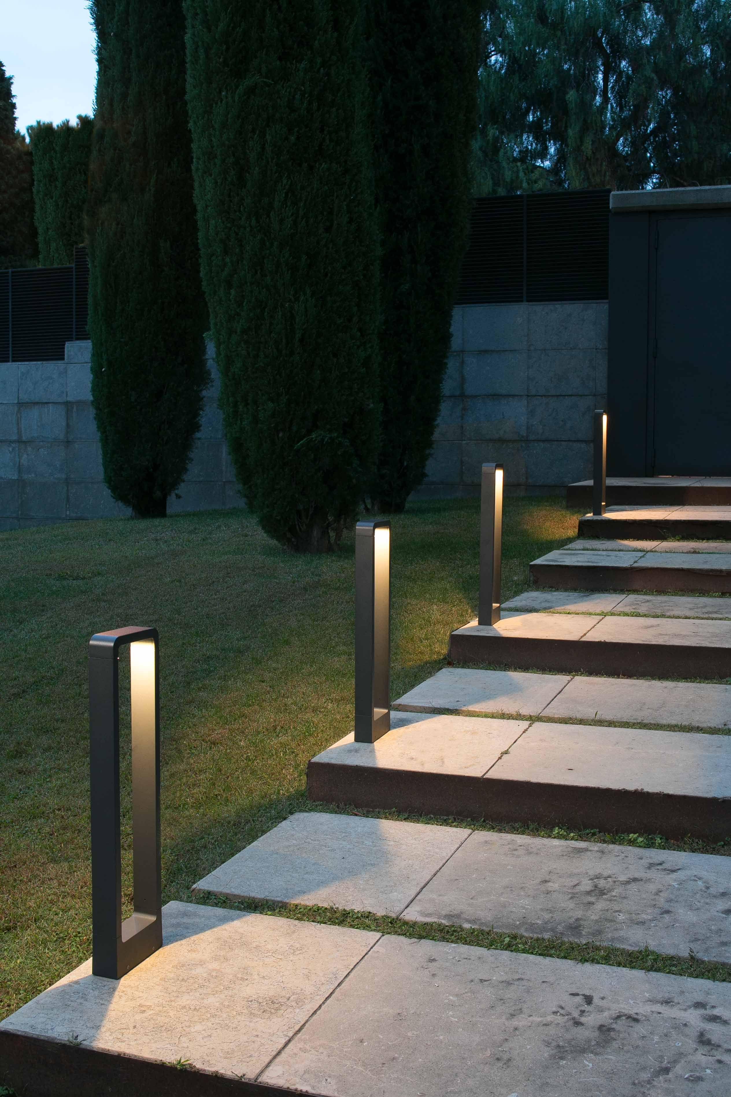 DAS LED, ilumina caminos para entradas y senderos con encanto ...