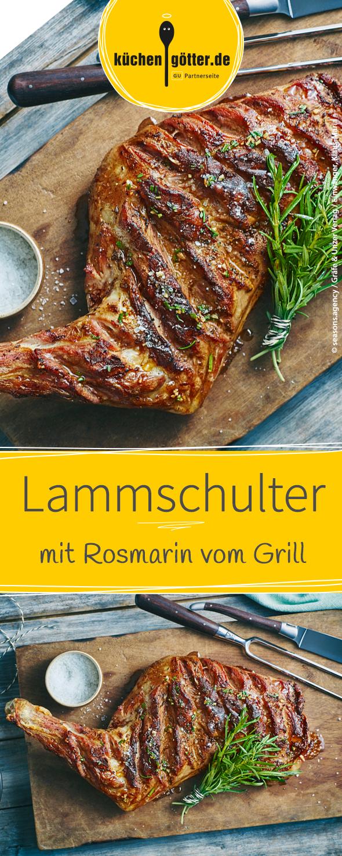 Lammschulter mit Rosmarin #mediterraneanrecipes