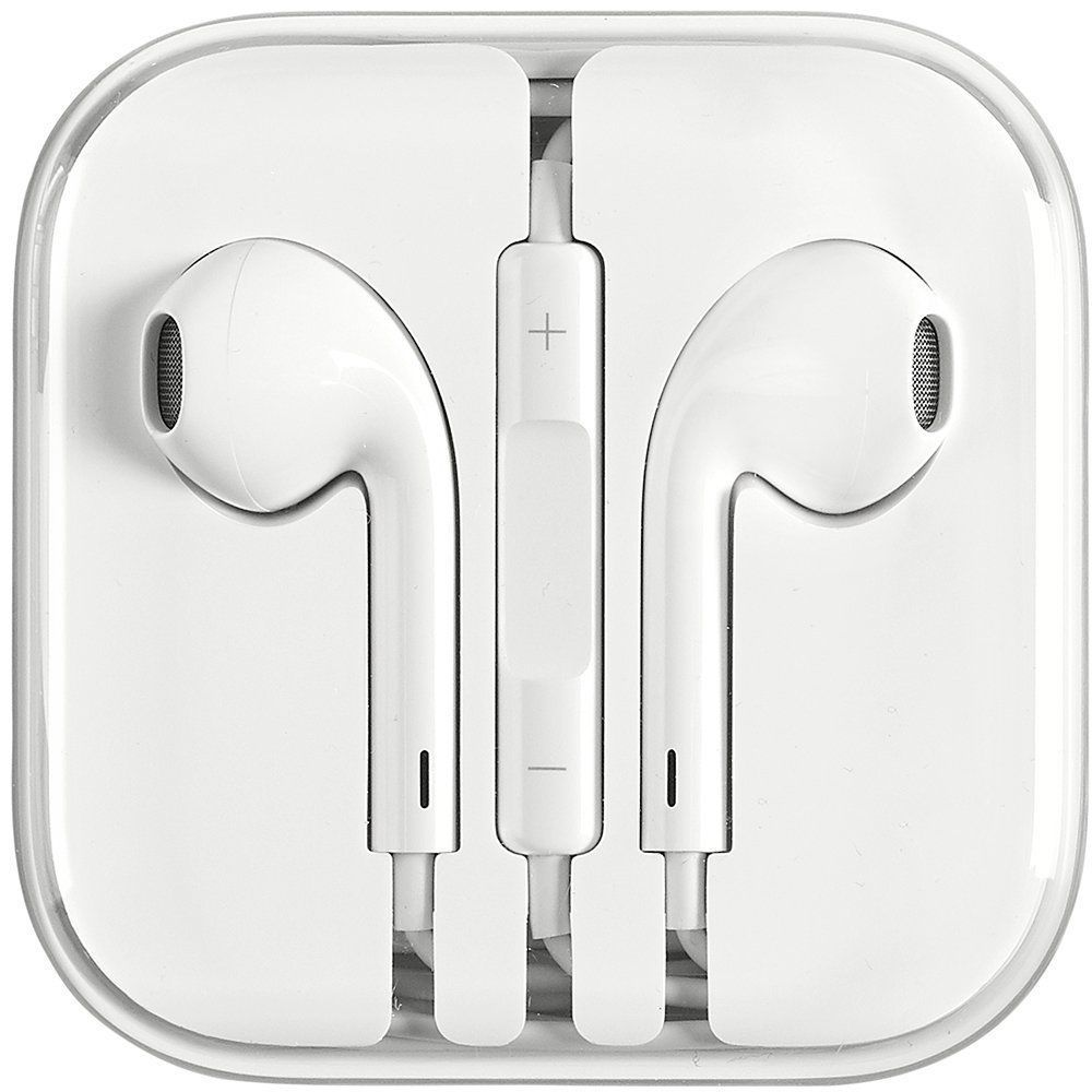 New Genuine Apple Md827ll A Earpods Earphones For Iphone 6 5 4s W Remote Mic Apple Apple Earphones Apple Headphone Iphone Earphones