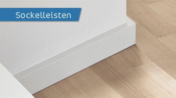 Schoner Wohnen Laminat Home Collection Eiche Rustikal Mix Mehrstab Sockelleisten Weisse Sockelleisten Schoner Wohnen