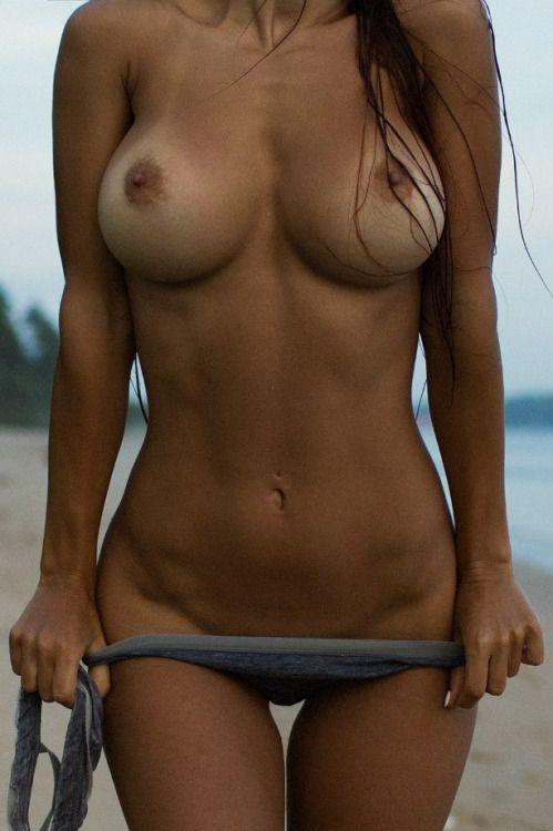 Hot boob job nude — photo 9