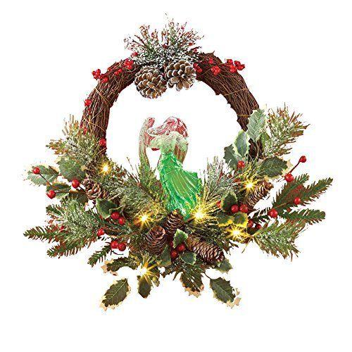 22+ Fiber optic christmas wreath ideas in 2021