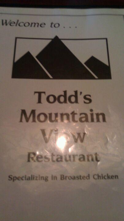 Todd's Mountain View