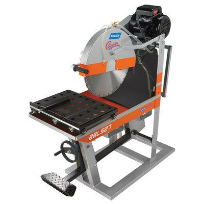 Industrial Electric Saws Baldor