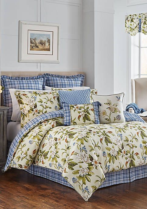 Waverly® Live Artfully Comforter Set