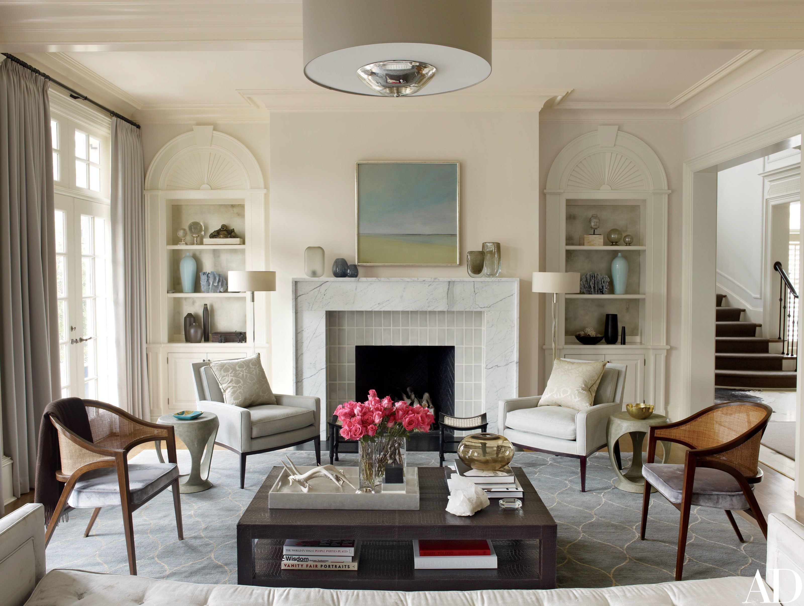 Russell Groves Gives a North Carolina Home a Dramatic Makeover ...