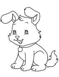 Feutre A Coloriage En Anglais.Epingle Par Joanie Trottier Sur Chien Puppy Coloring Pages Dog