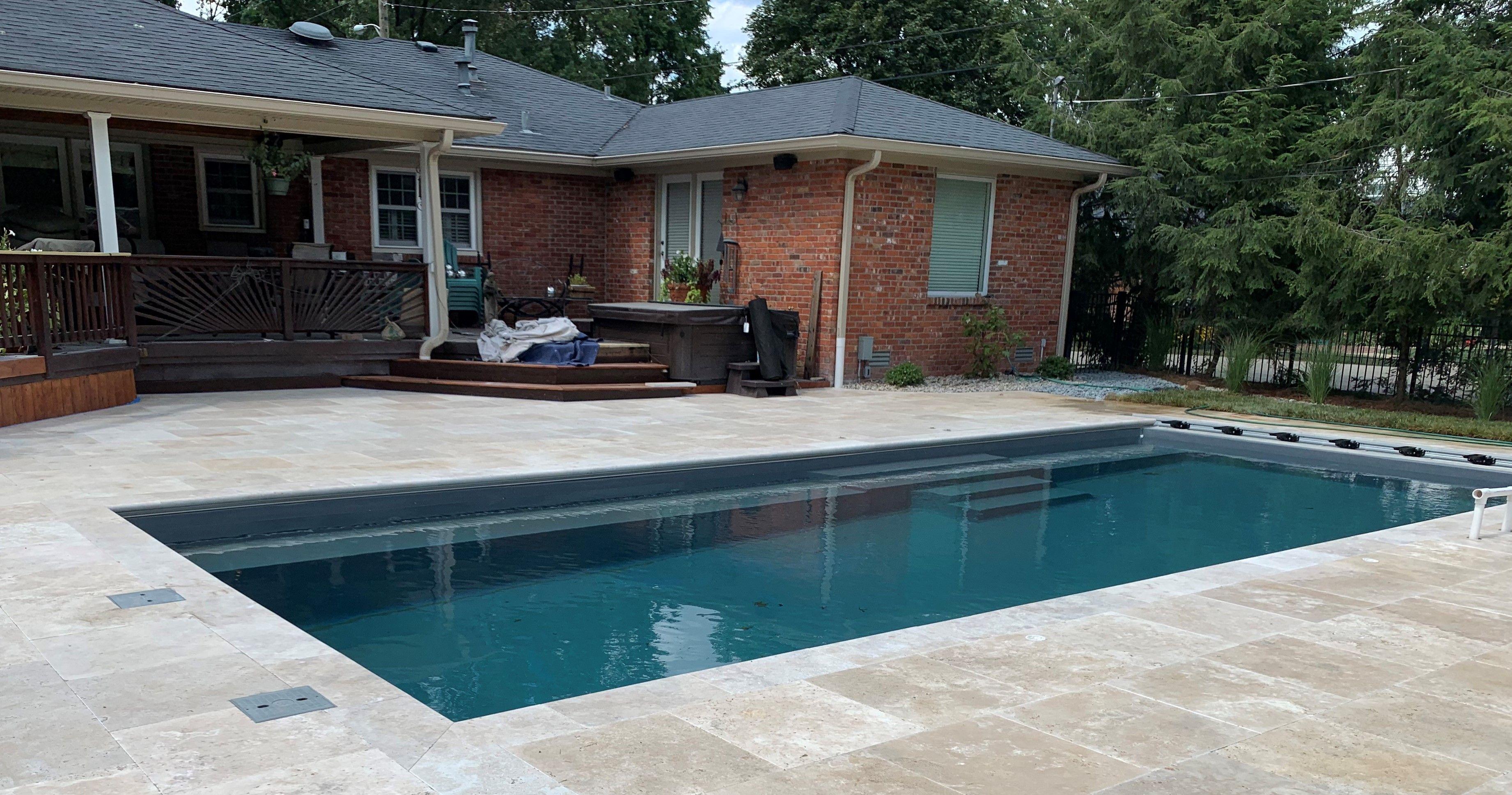 Imagine Pools The Marvelous 35 Pool Fiberglass Swimming Pools Inground Pools