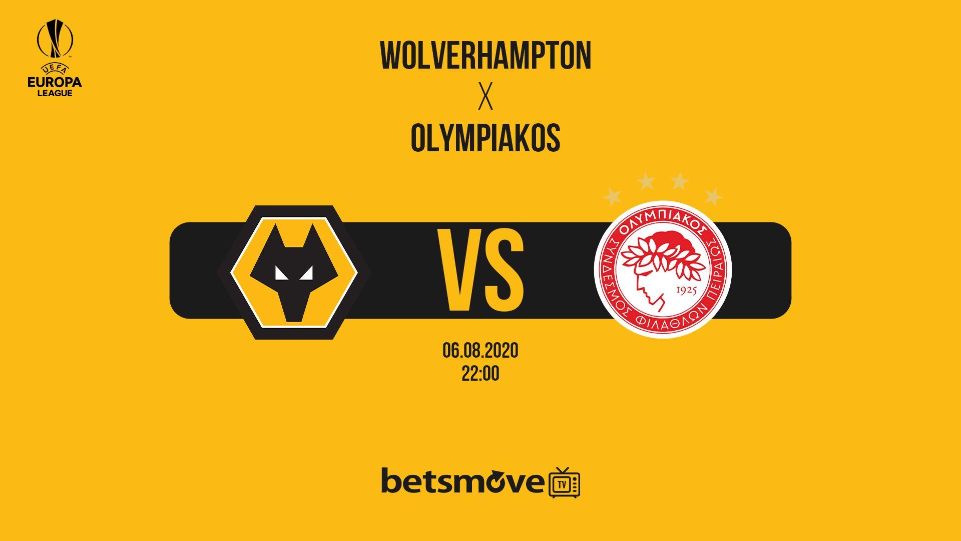 Wolves Olympiakos Canli Izle 2020 Mac Izleme Tv