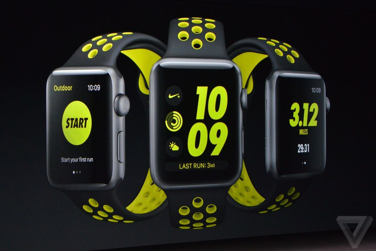 Apples Nike Watch launches on October 28th