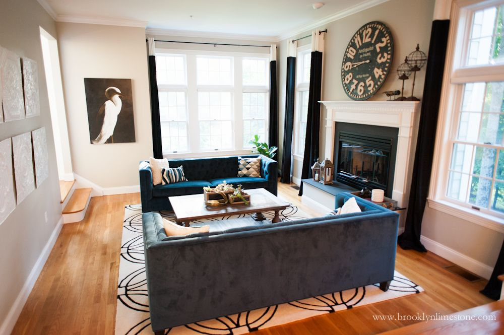 Brooklyn Limestone | Dining room makeover, Wood coffee ...