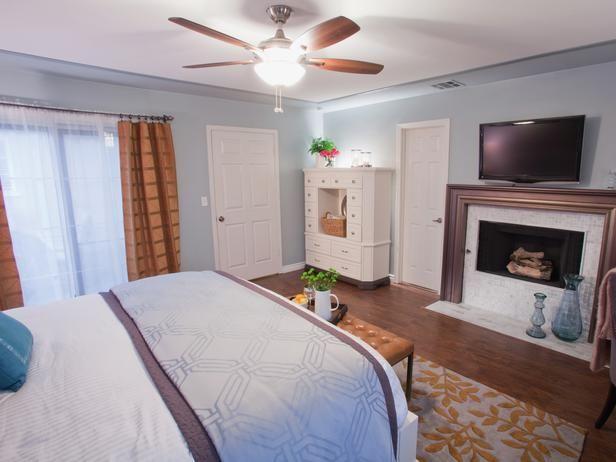 Contemporary | Bedrooms | Casey Noble : Designer Portfolio : HGTV - Home & Garden Television