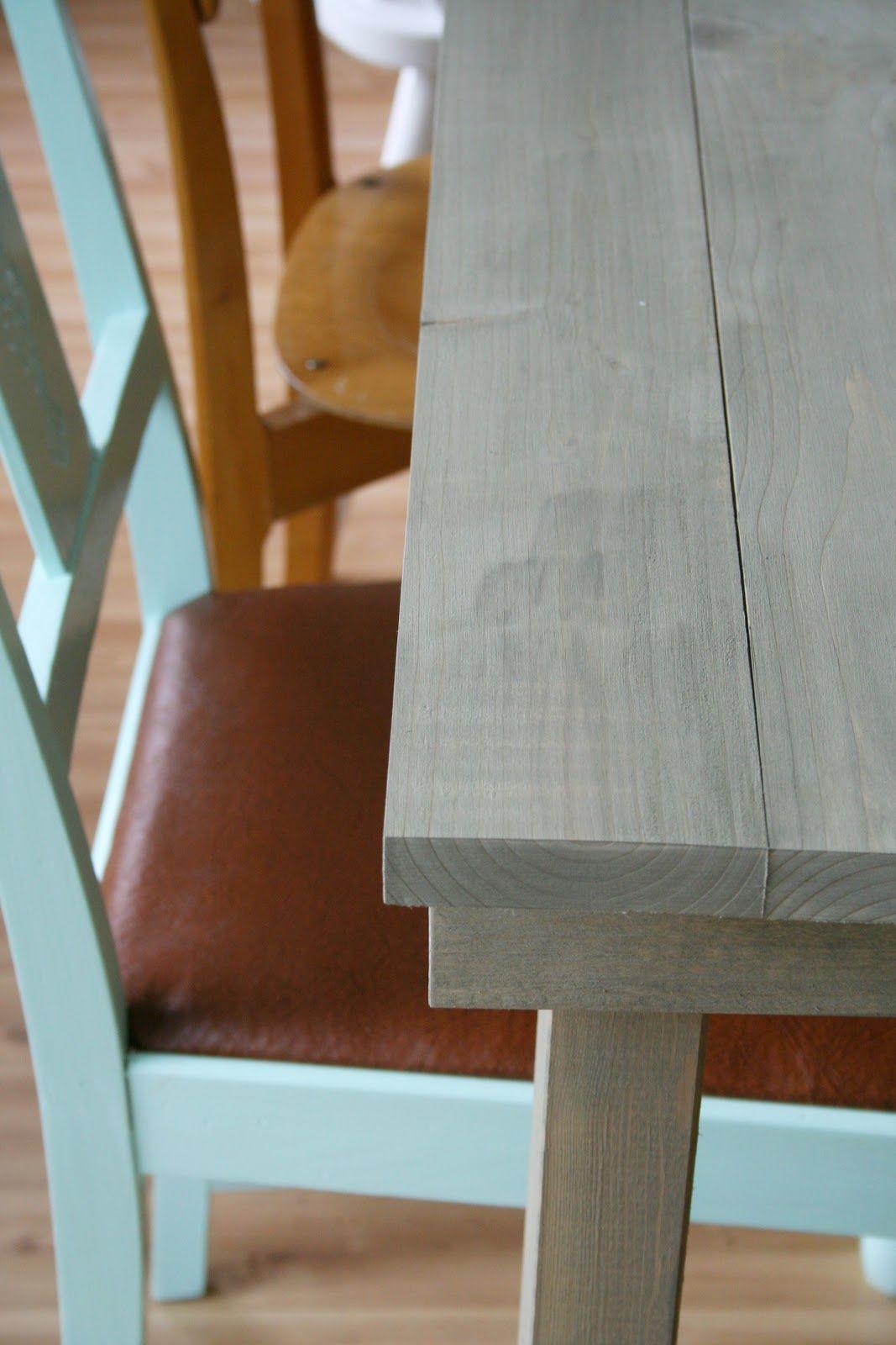 MøbelPøbel: DIY: spisebord