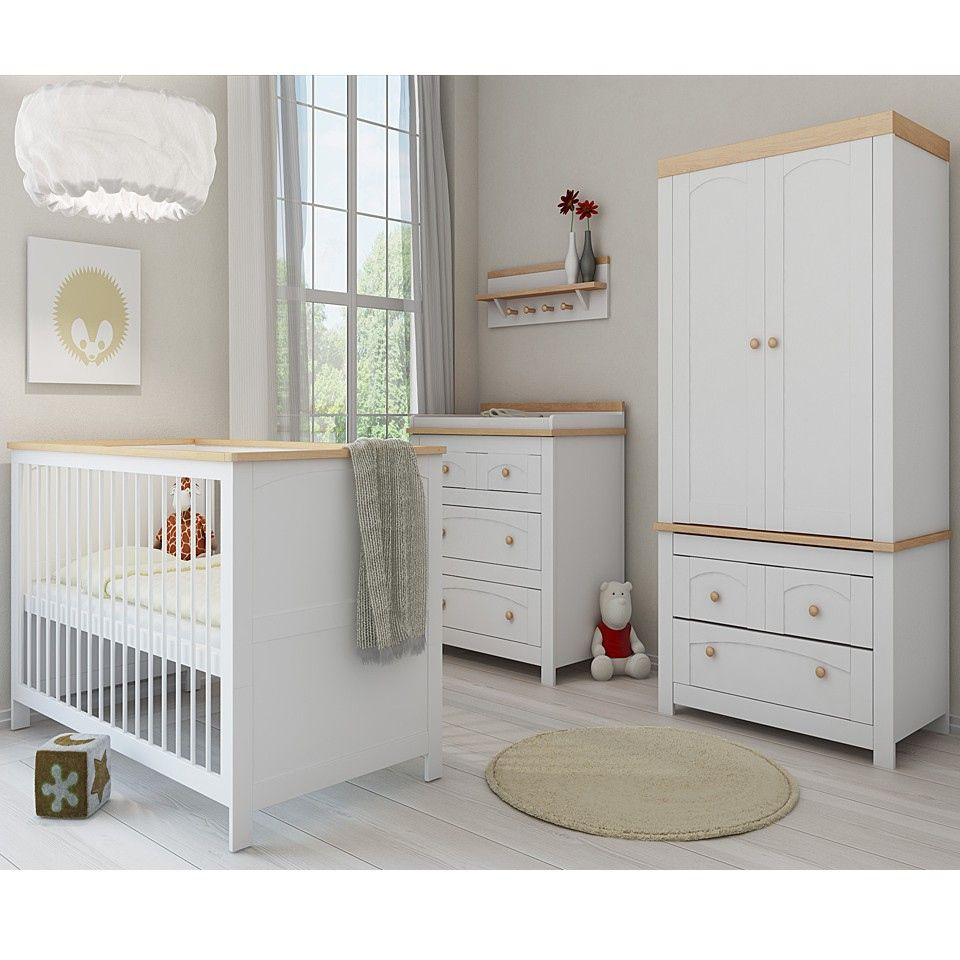 The Benefits Of White Cribs Nursery Furniture Sets Uk