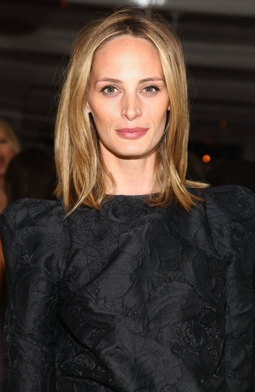 Shoulderlength hair works on every woman shoulder length