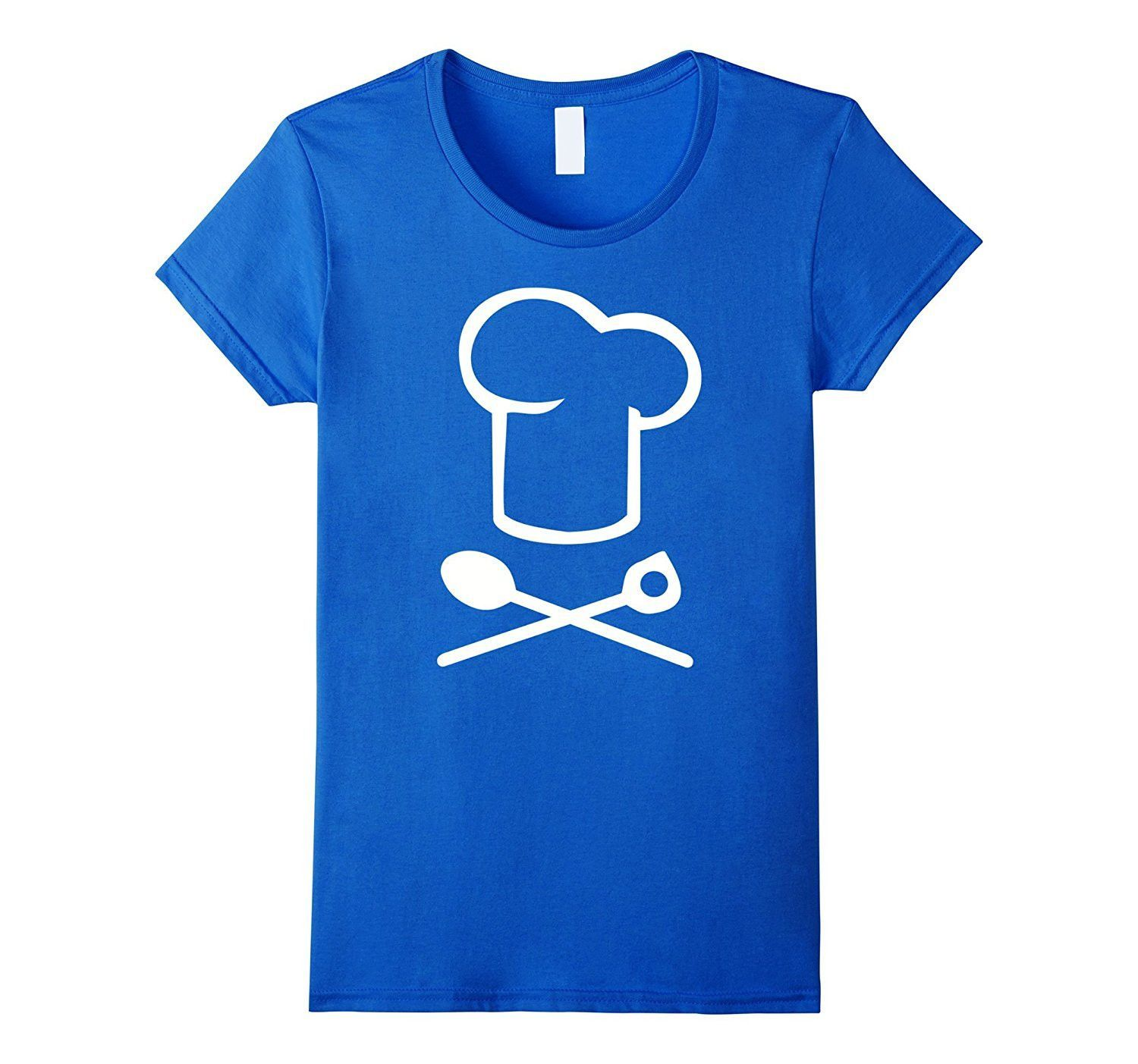 Chef's hat crossed spoons T-Shirt