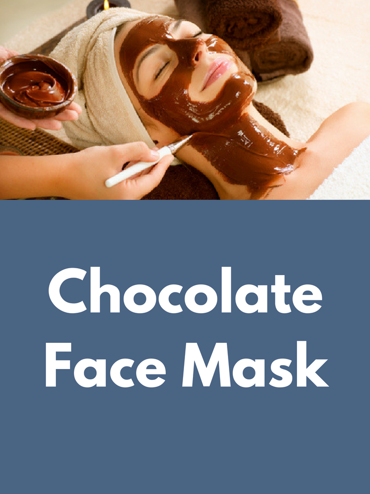 Chocolate facial speech — photo 11