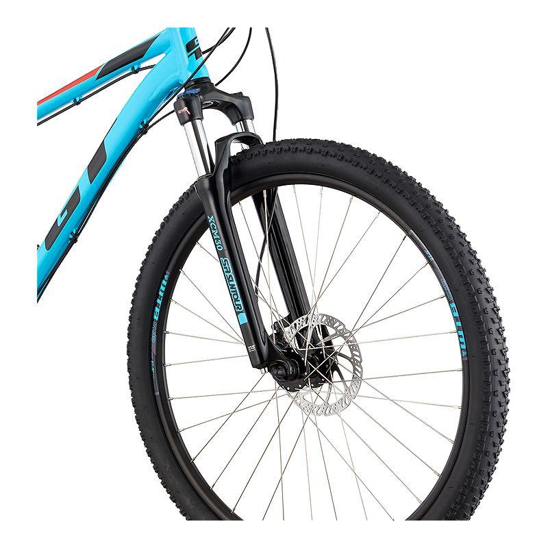 Gt Aggressor Expert 27 5 Men S Mountain Bike 2019 Aqua Mens