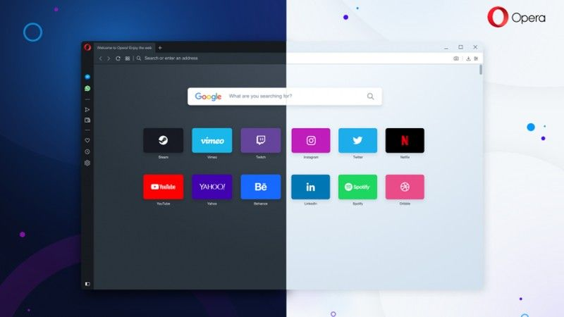 Opera 60 browser debuts with Web 3.0 support