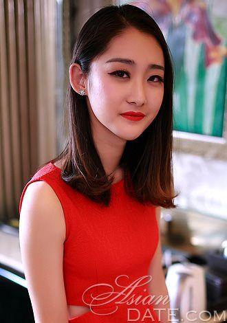 Asiatische Schönheit Dating