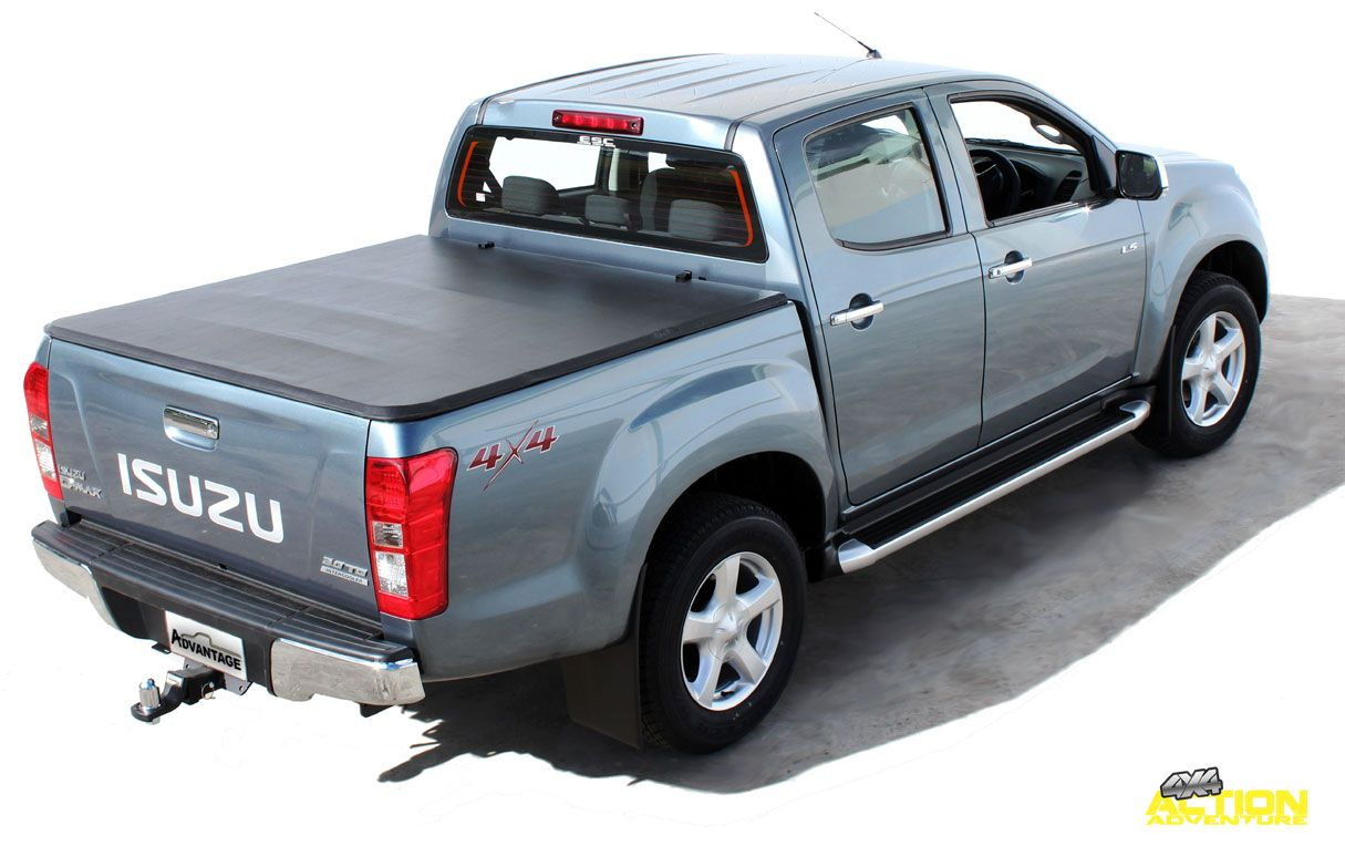 Advantage Tonneau Covers Upgraded For New Utes 4x4 4x4action