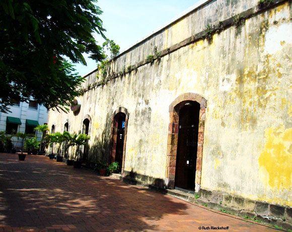 Las Bóvedas, Casco Antiguo, Ciudad de Panama, Panama.