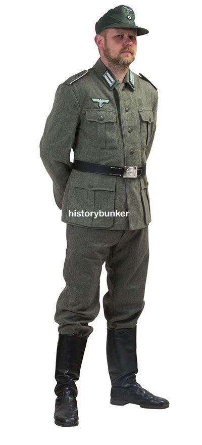 WW2 German Army Uniform | Sound of Music/soldiers | German