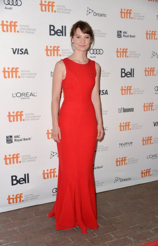 Mia Wasikowska at event of Only Lovers Left Alive