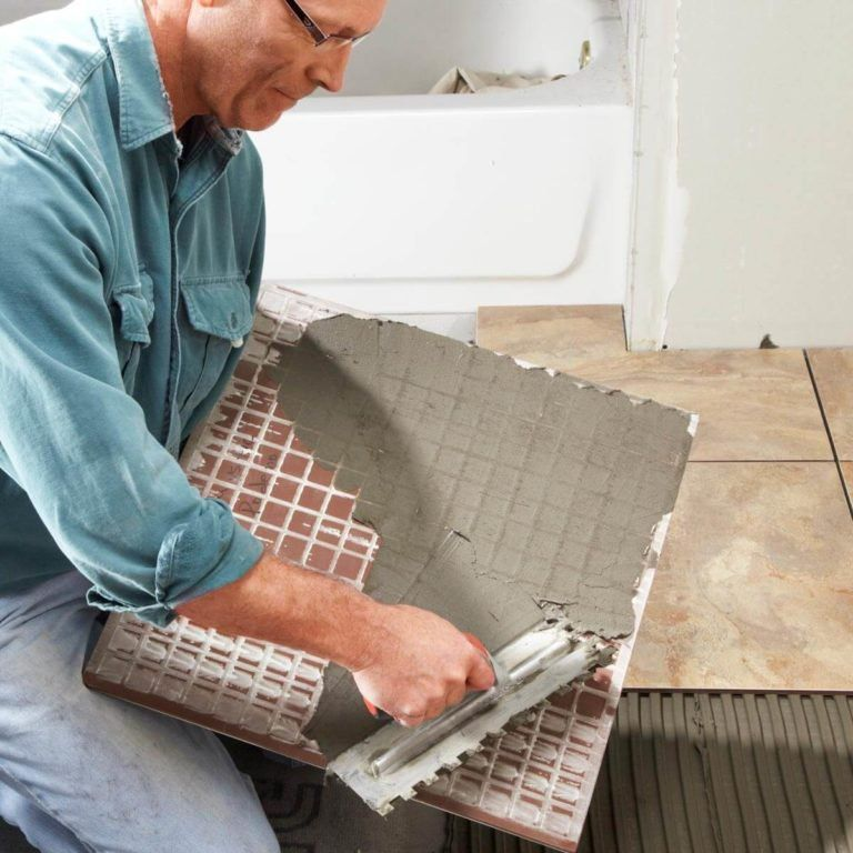 10 Common Tiling Mistakes And How To Avoid Them How To Lay Tile Tile Repair Thin Tile