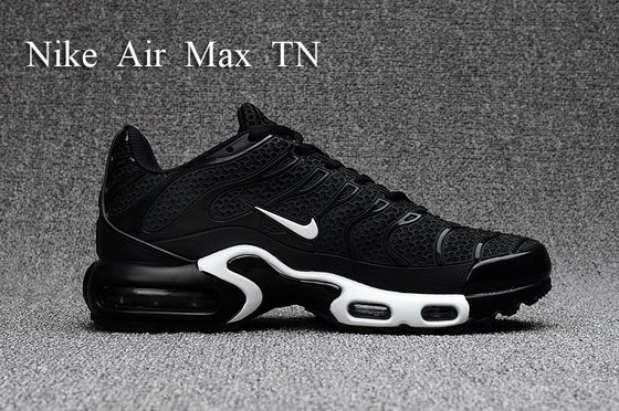 94b6136bee8a White Casual Shoes Nike Air Max Plus Tn Ultra Core Black Shoe