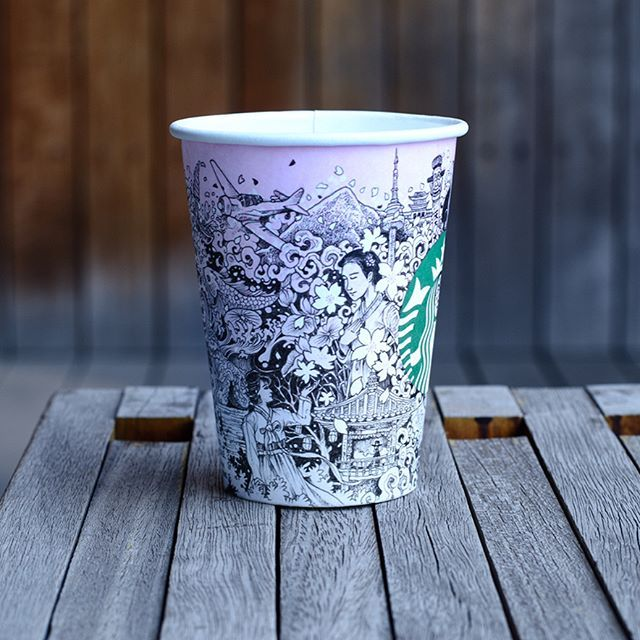✨SWIPE FROM RIGHT✨ Been enjoying Seoul for over a week now and captured bits of my experience by doodling on this @starbucks paper cup. Will definitely come back next time to explore more of this beautiful country! 🇰🇷🌸👍 #starbucks #starbuckskorea #seoul