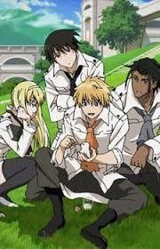 Resultado de imagen para break blade anime