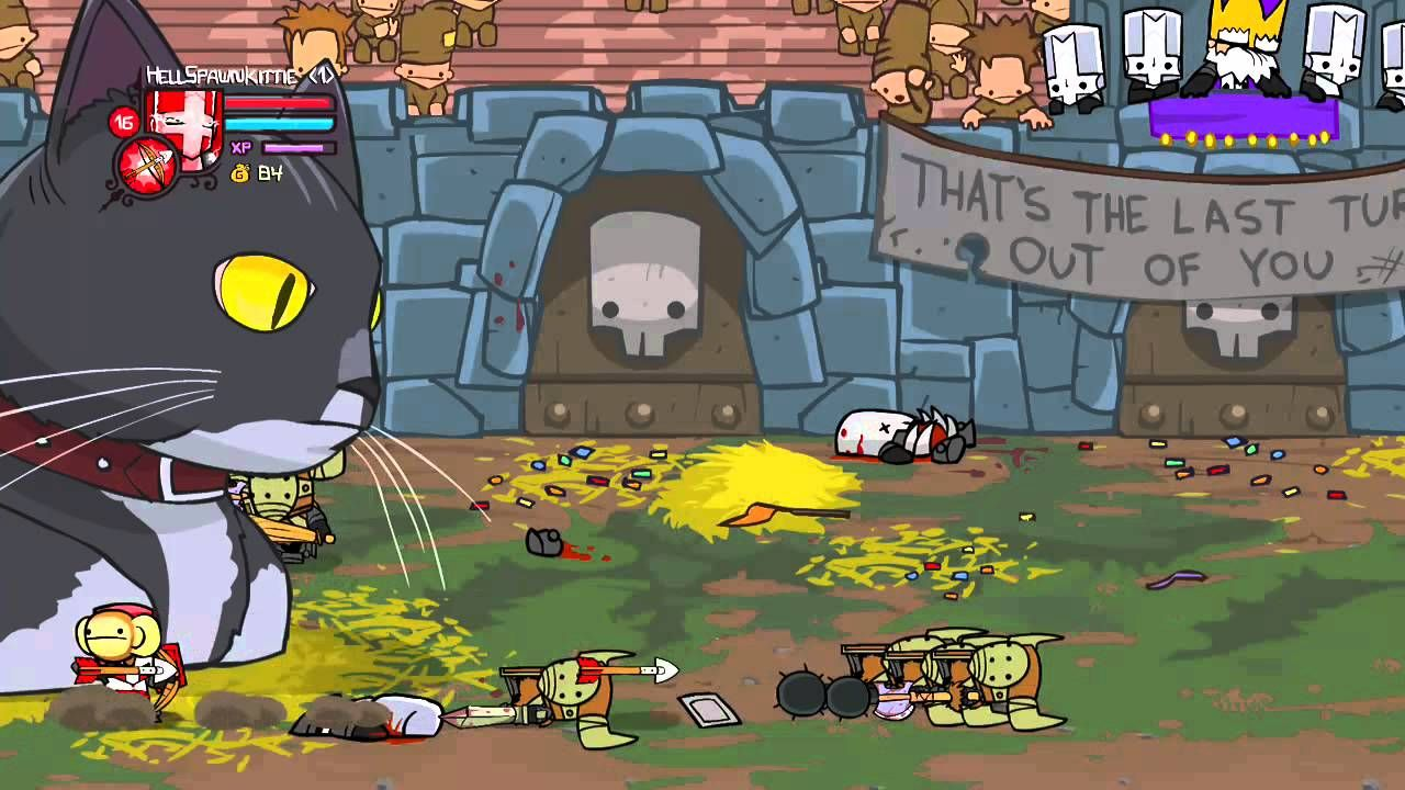 Arrows For Days Castle Crashers Barbarian Arena Castle Crashers Barbarian Castle