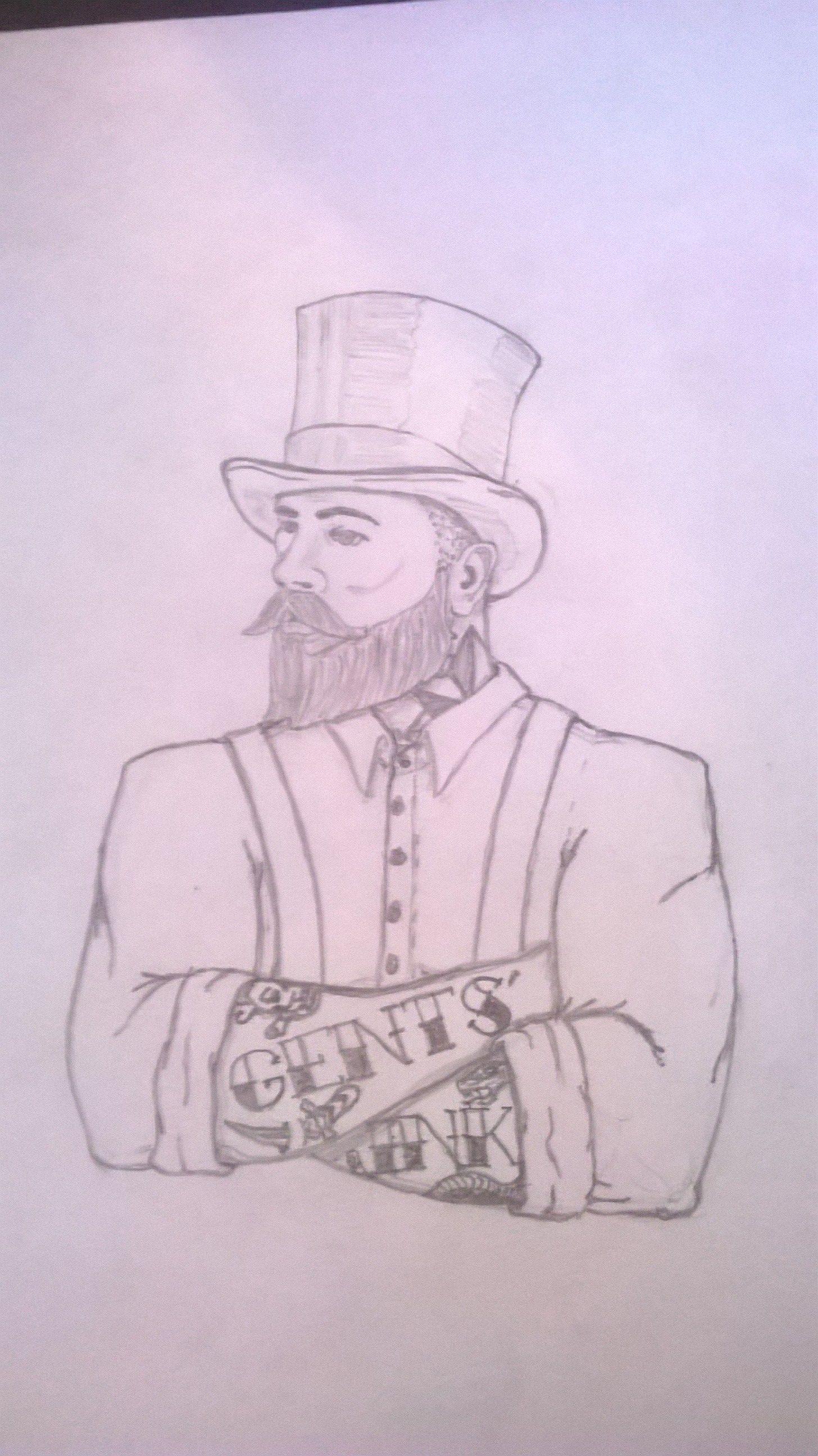 Gents' Ink