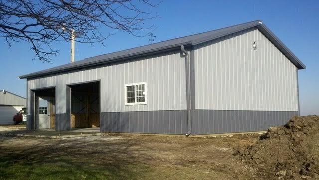 My 30x45 morton building build thread the garage journal for Garage construction ideas