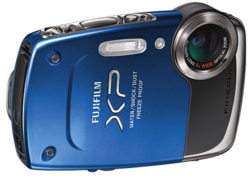 FinePix XP20 / XP30 | For underwater photos while traveling